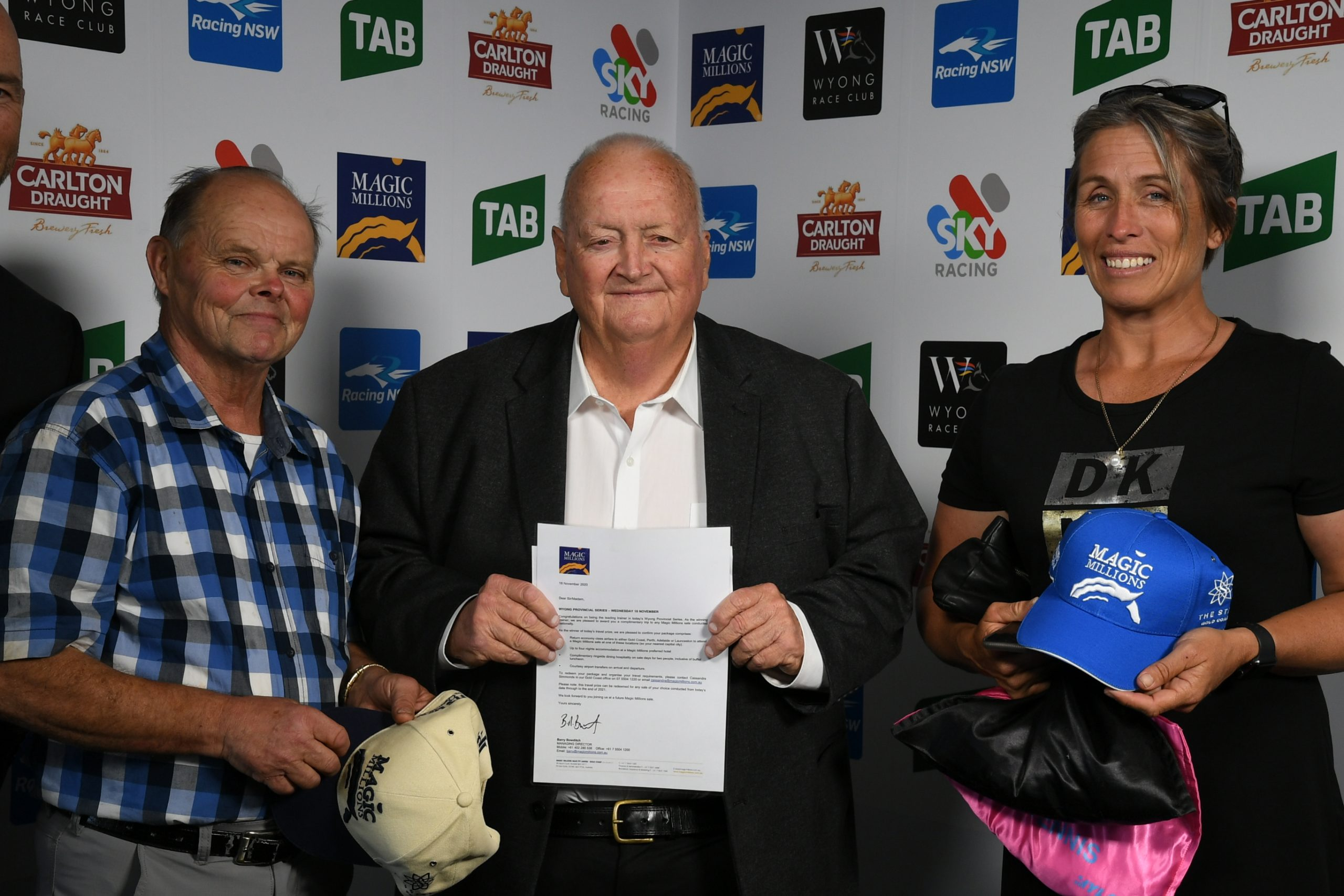 WYONG DUO TAKE OUT MAGIC MILLIONS PRIZE 3