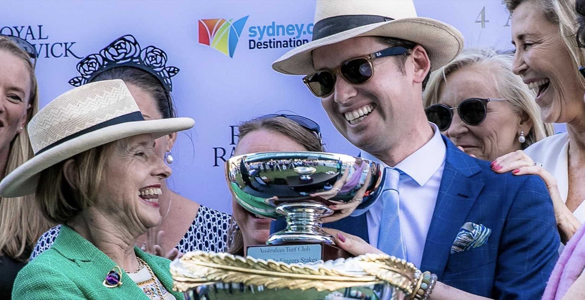 WATERHOUSE BACK FOR MORE AT WYONG'S MAGIC MILLIONS 14