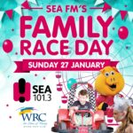 SEA FM Family Raceday this Sunday is a popular Wyong community event 1